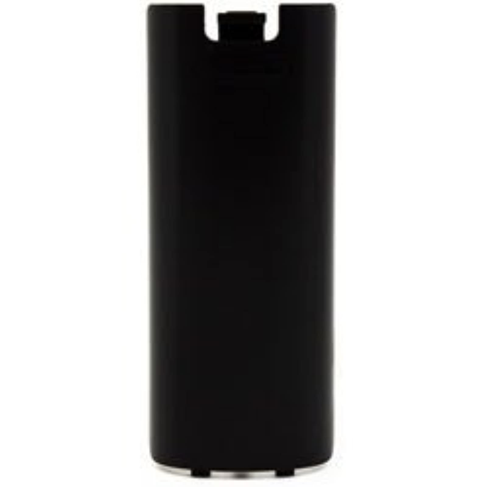 Third Party Remote Control Battery Door Cover Black For Wii