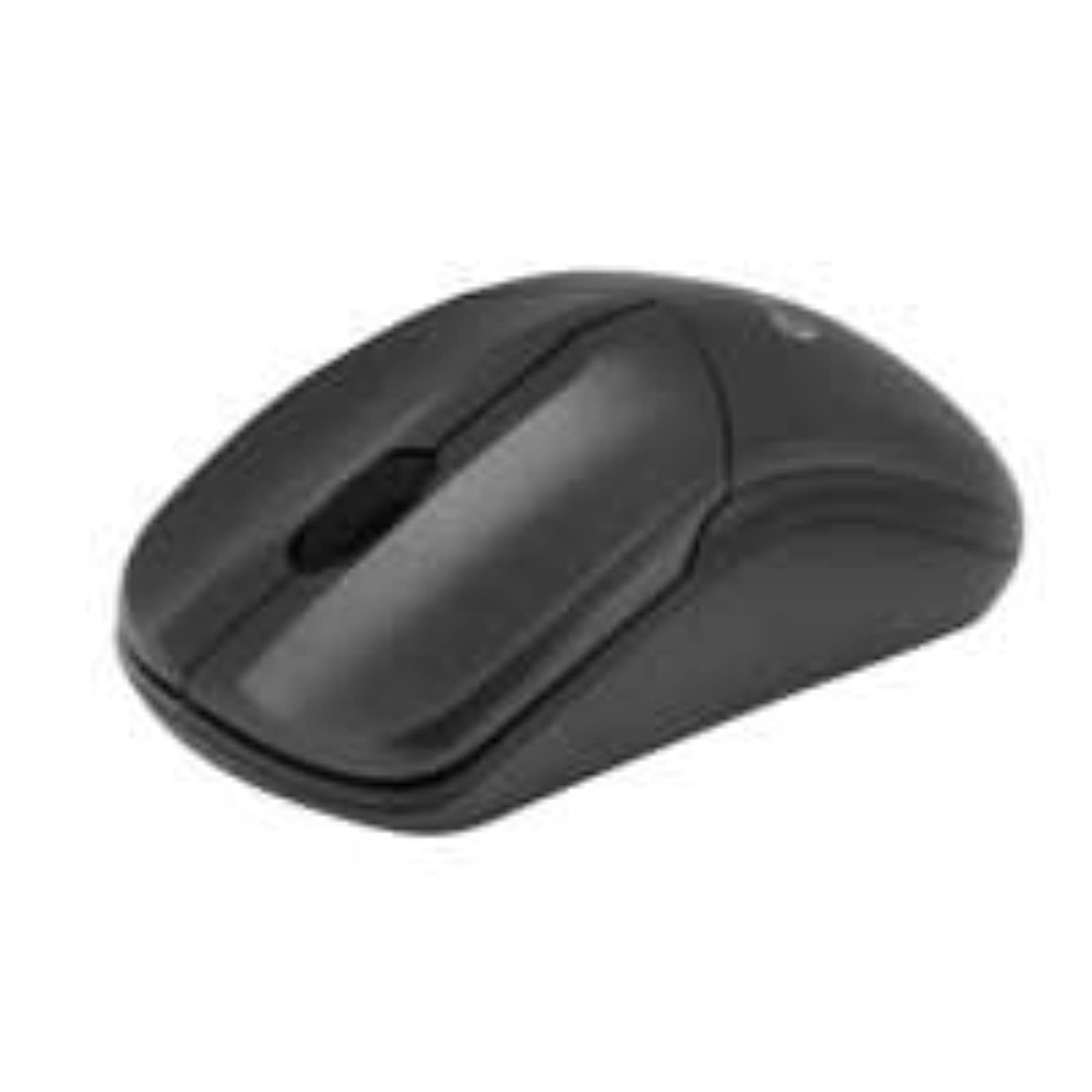 2.4GHZ Wireless 3-BUTTON Optical Mouse Black