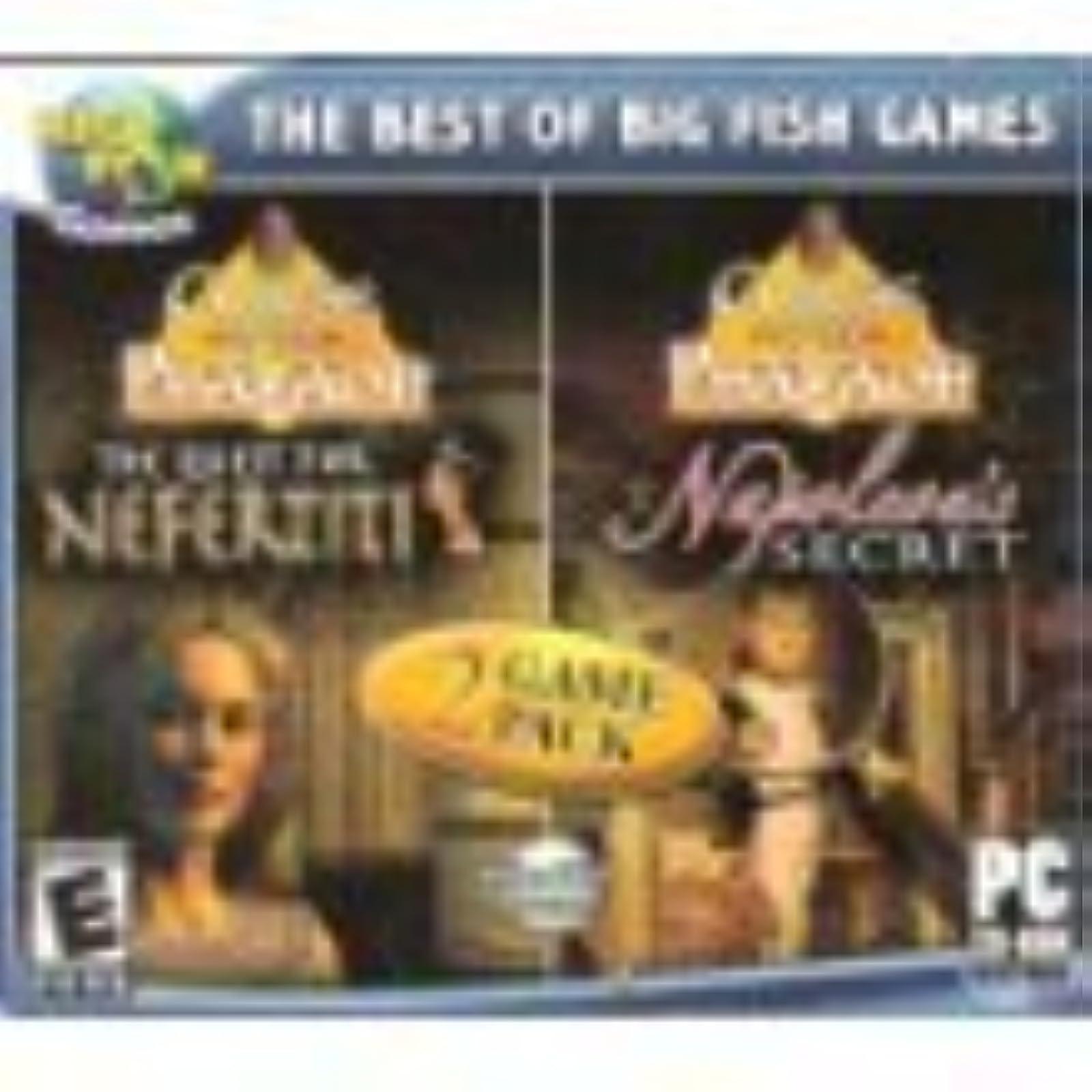 Curse Of The Pharaoh 1 & 2 Software