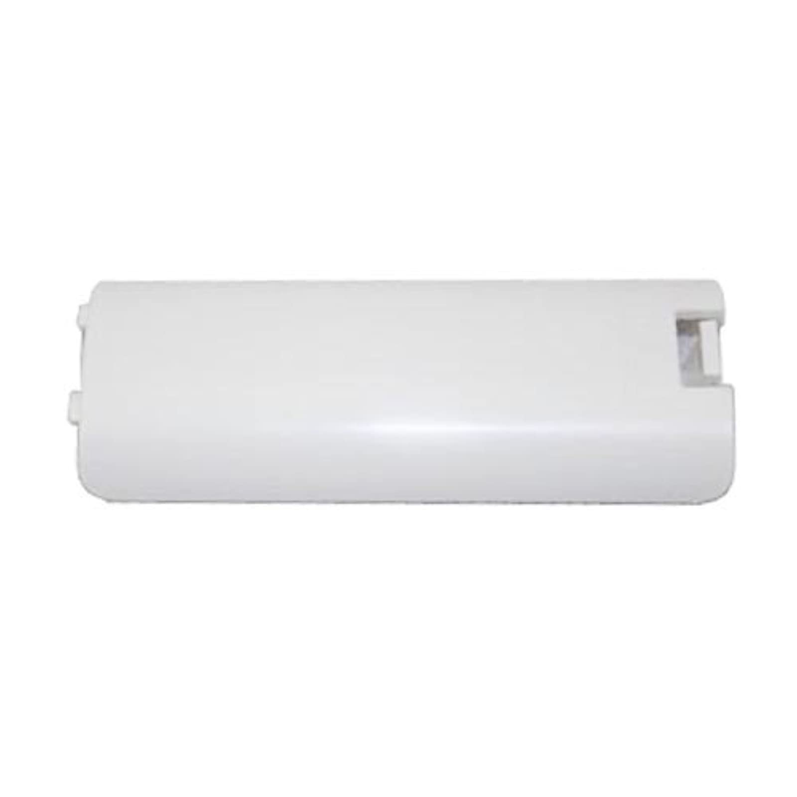 White Replacement Battery Cover For Controller Protective For Wii