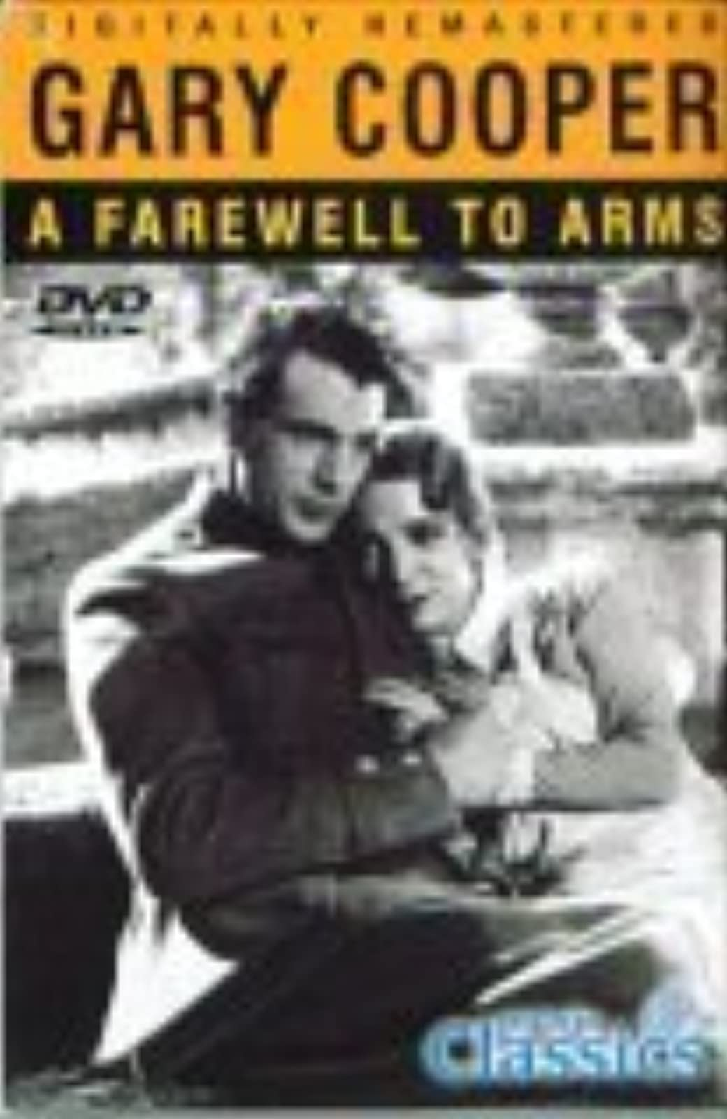 A Farewell To Arms On DVD With Alice Adair Romance