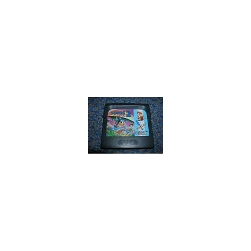 Sonic The Hegehog 2 And Sonic Tails Sega Game Gear Video Game Version
