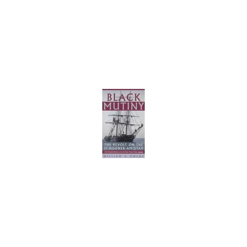 Image 0 of Black Mutiny Nova Audio Books By Owens William A Hill Dick Reader On