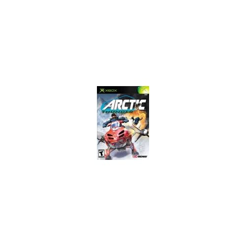 Arctic Thunder For Xbox Original