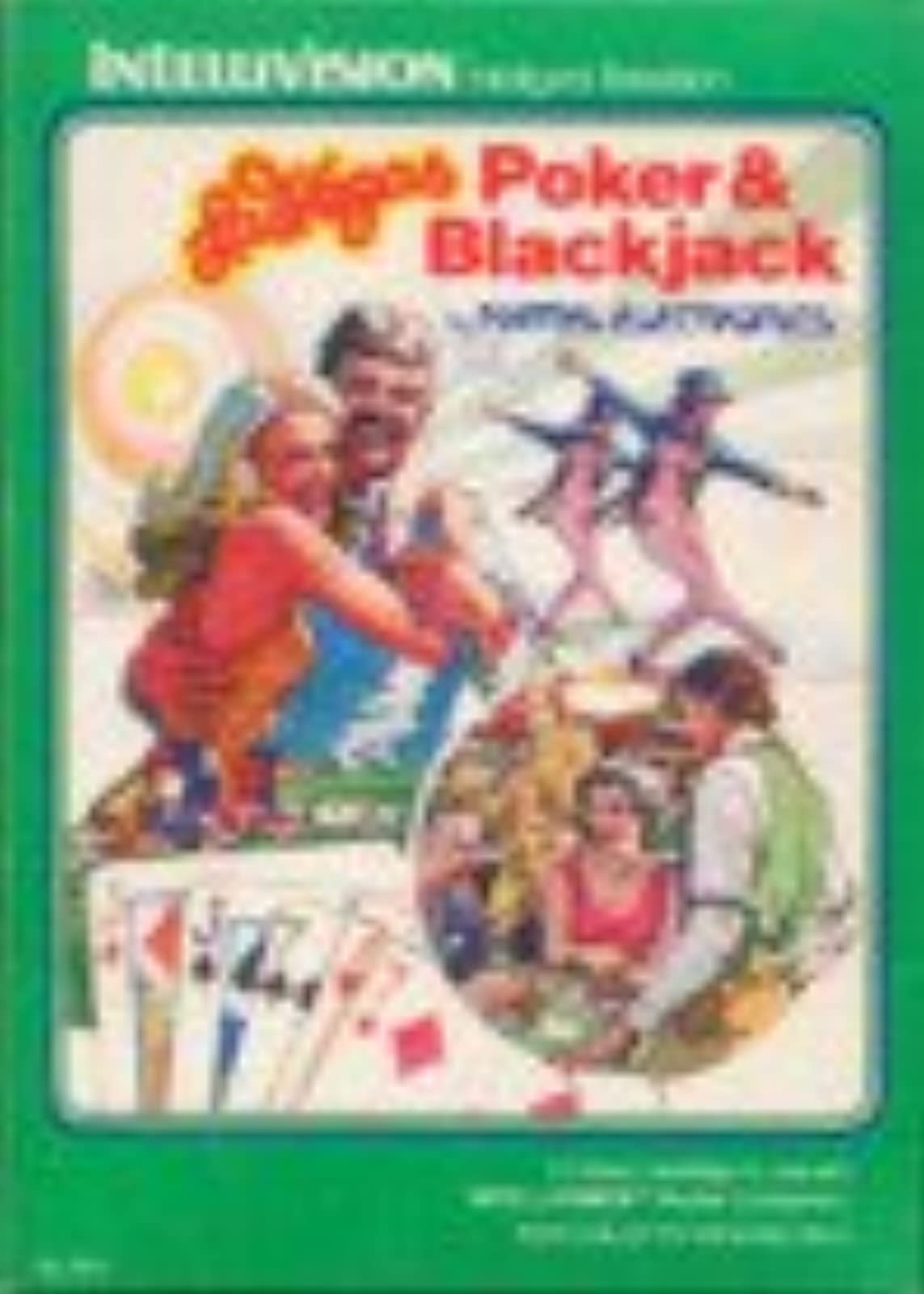 Image 0 of Las Vegas Poker And Blackjack For Intellivision