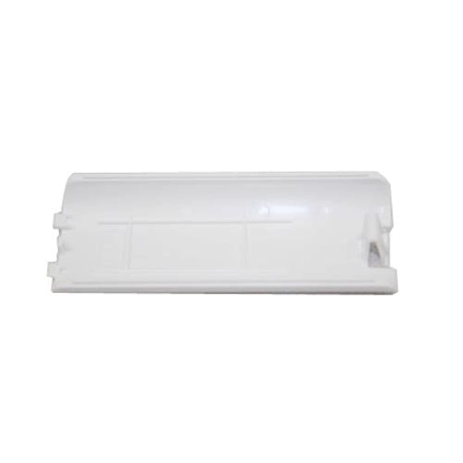 Dual Pack 2X Pieces White Remote Battery Cover Protective For Wii