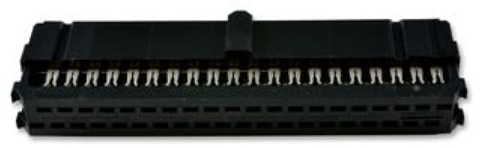 Te Connectivity / AMP Wire-Board Connector Receptacle 40POS 2.54MM