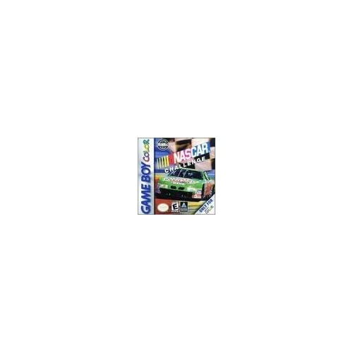 NASCAR Challenge On Gameboy Color