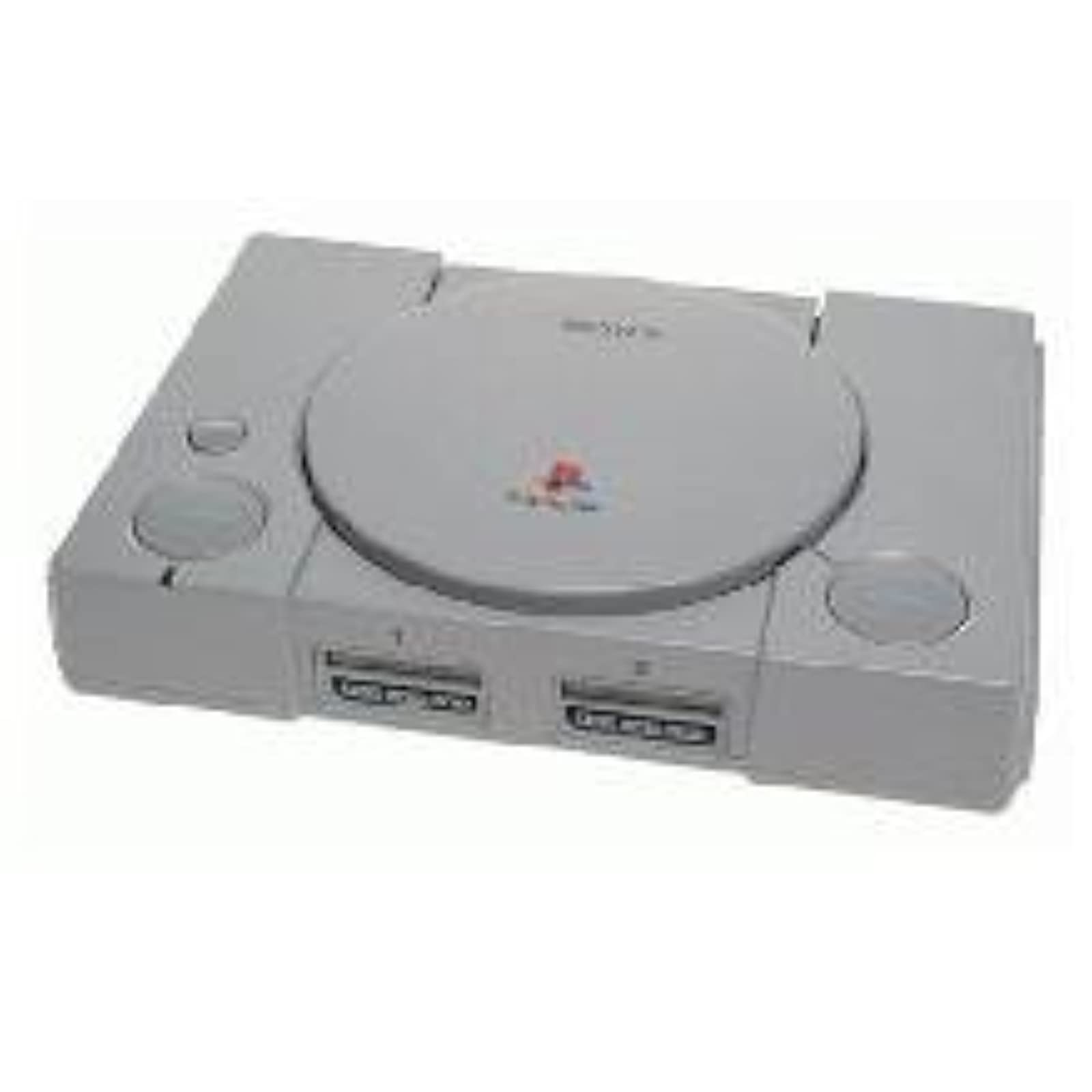 Sony PlayStation System With Dual Shock Controller
