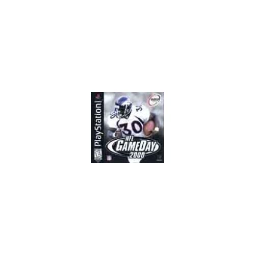NFL Gameday 2000 PS1 Football For PlayStation 1