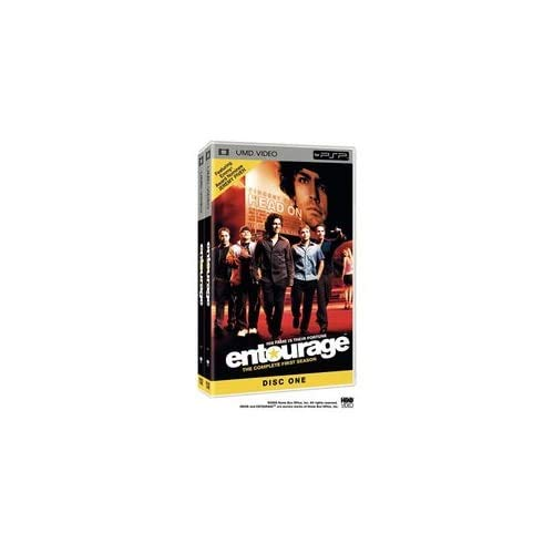 Entourage The Complete First Season UMD For PSP