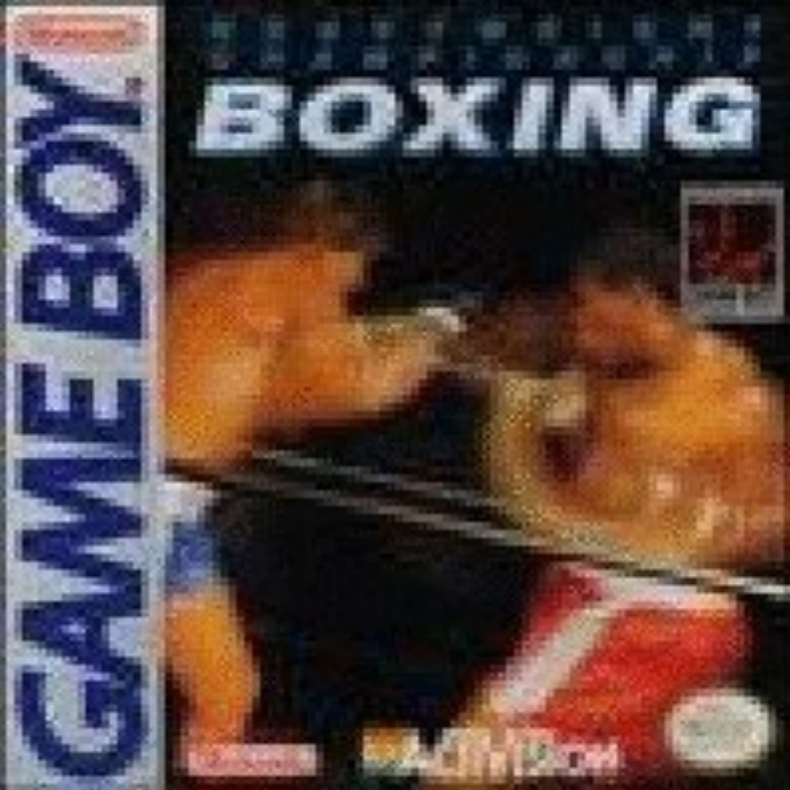 Heavyweight Championship Boxing On Gameboy