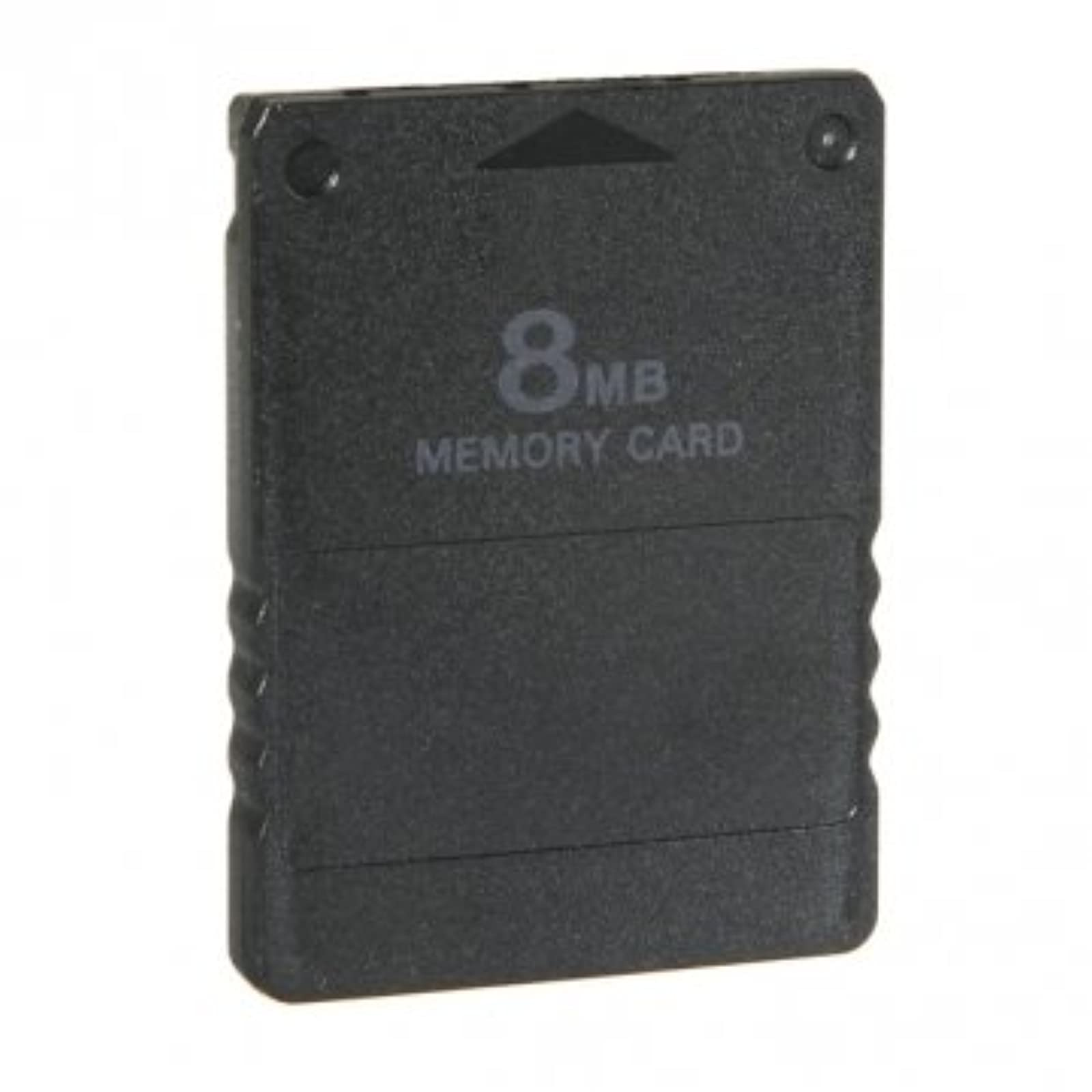 8 MB Memory Card For PlayStation 2 PS2 Black