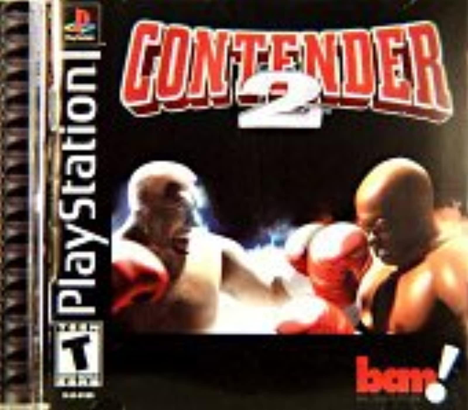 Contender 2 For PlayStation 1 PS1