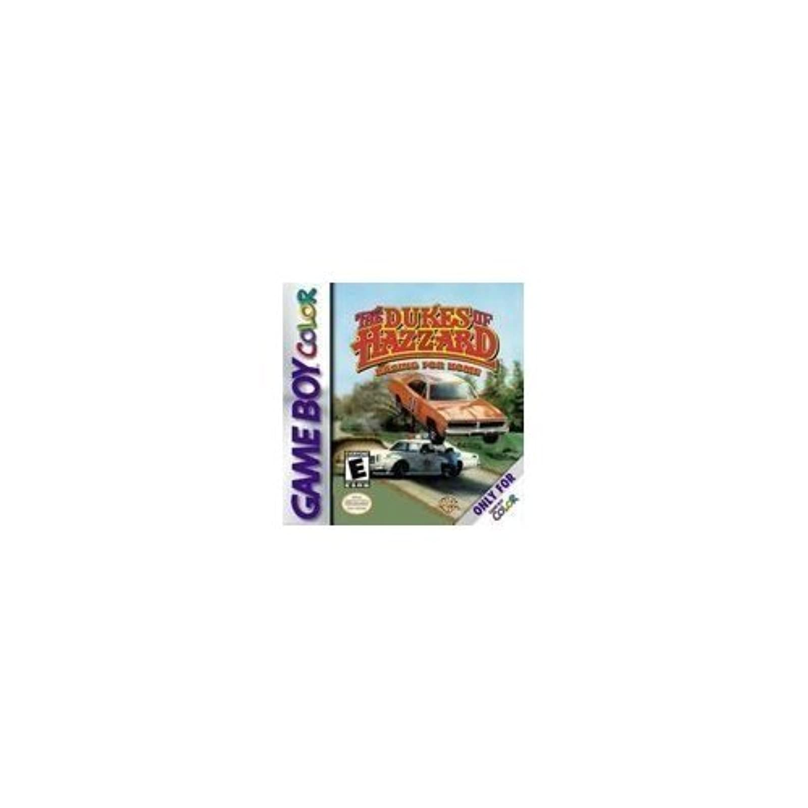 The Dukes Of Hazzard On Gameboy Racing