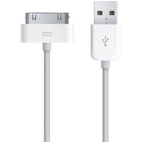 Charge Data Sync USB Cable For Apple 30 Pin