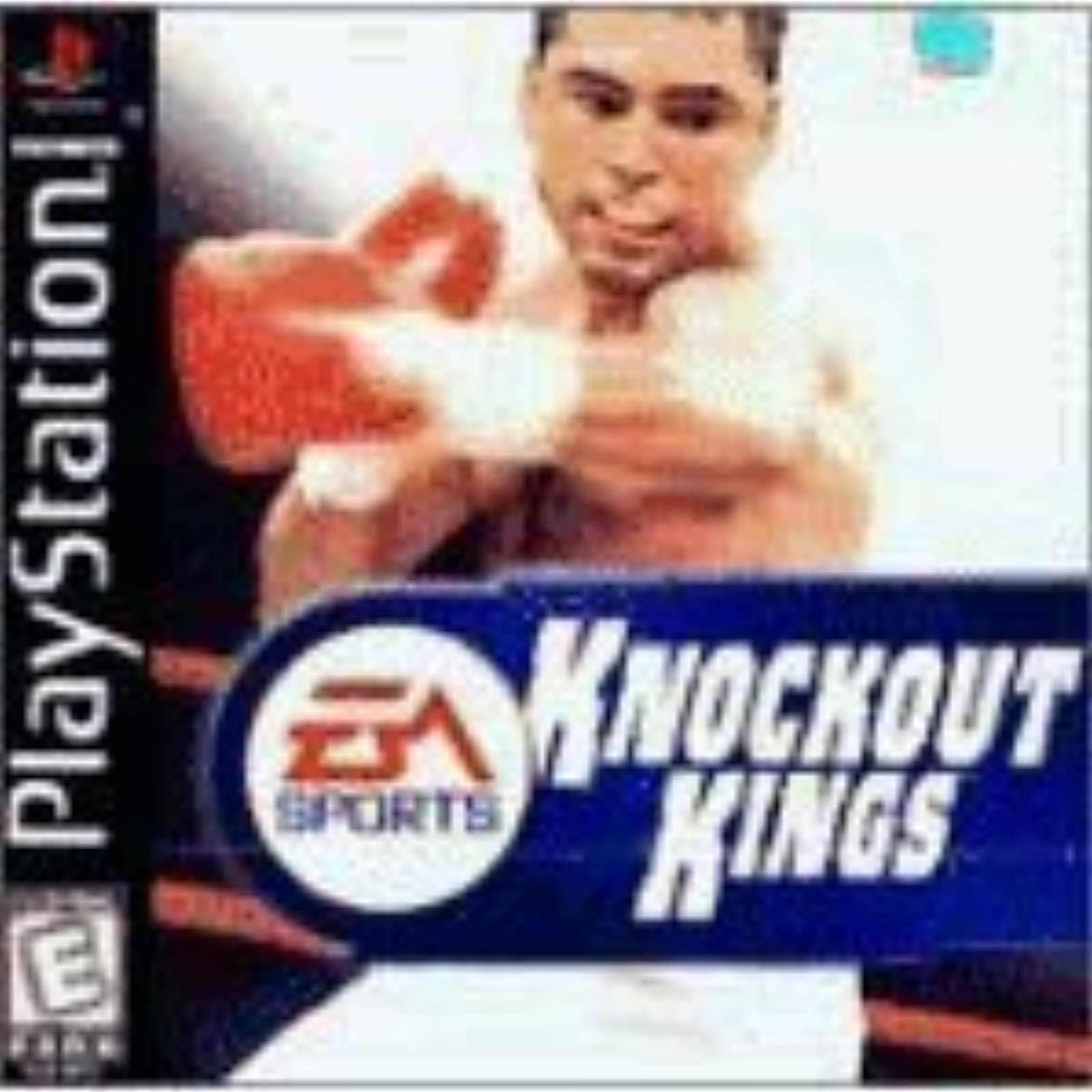 Knockout Kings For PlayStation 1 PS1