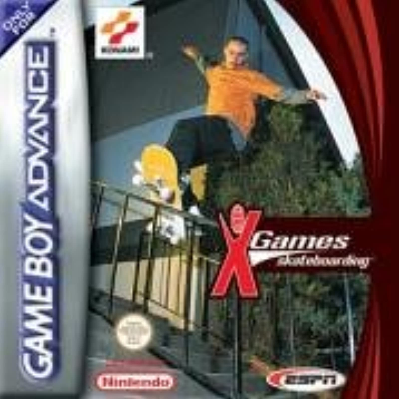 ESPN X-Games Skateboarding For GBA Gameboy Advance