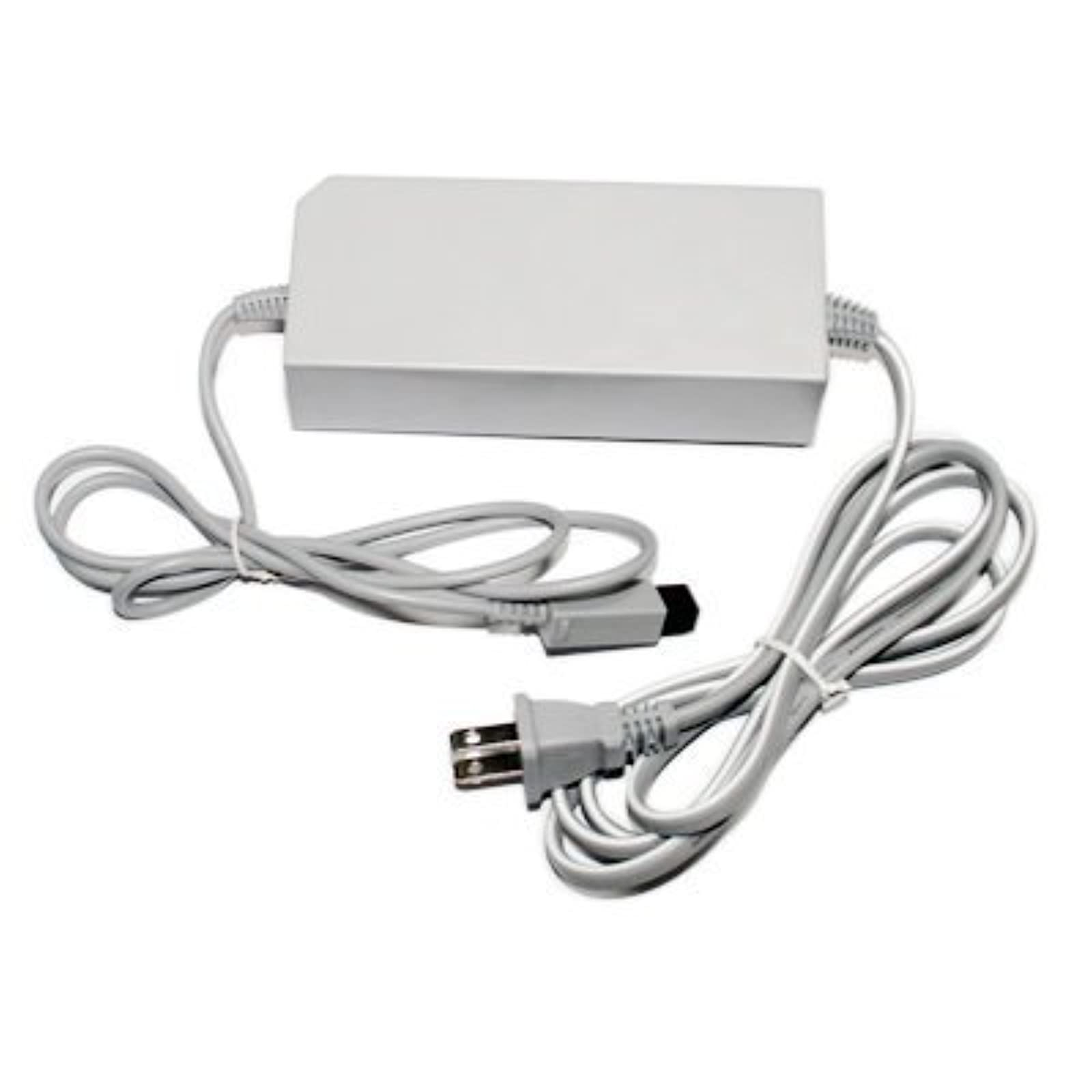 AC Adapter Power Cord Cable All Supply For Nintendo Wii
