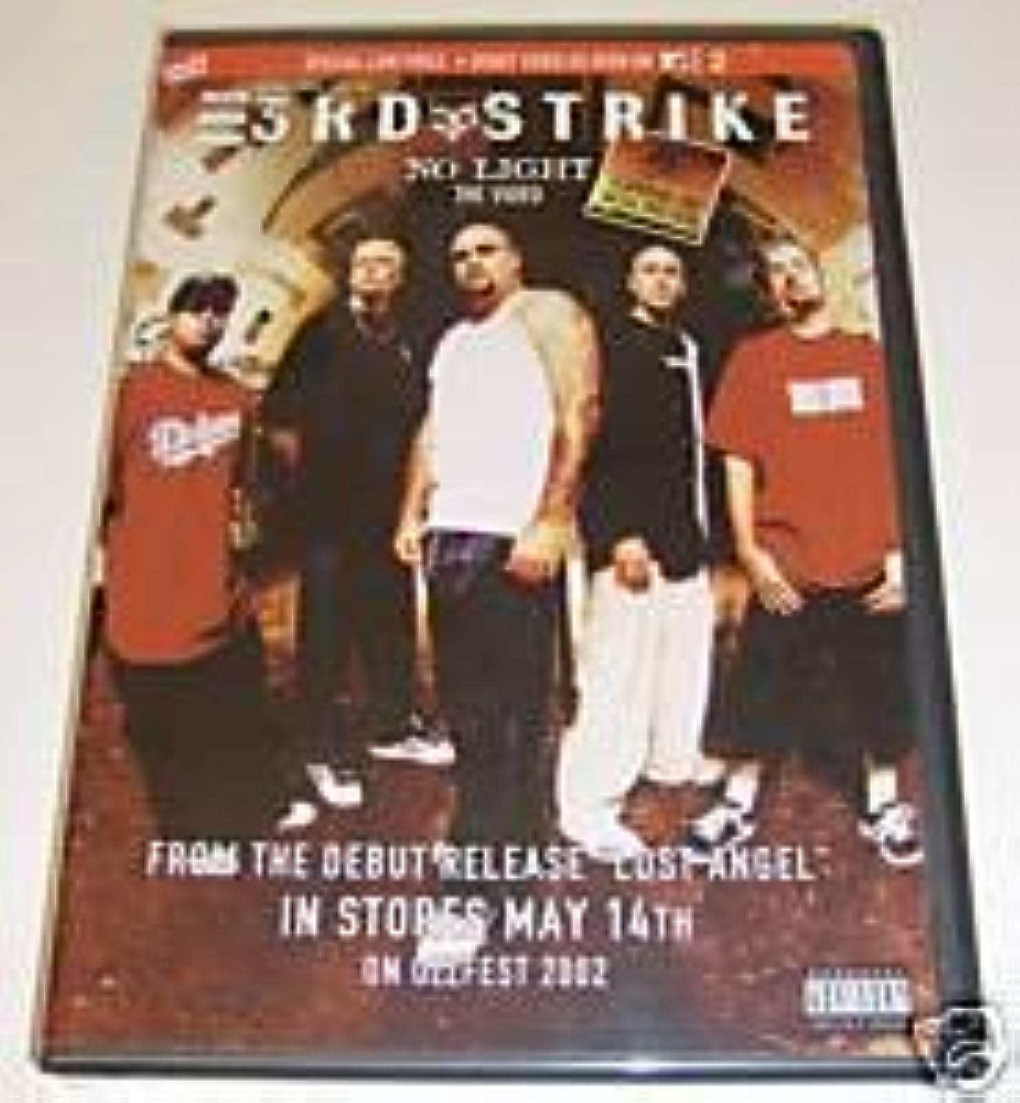 3rd Strike: No Light Movie On DVD