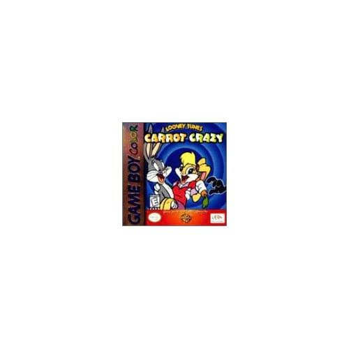 Looney Tunes: Carrot Crazy On Gameboy