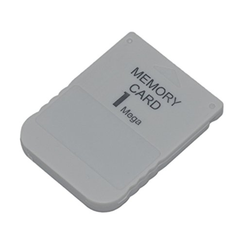 Image 3 of Generic 1MB Memory Card For Playstaion PS1 For PlayStation 1 Expansion