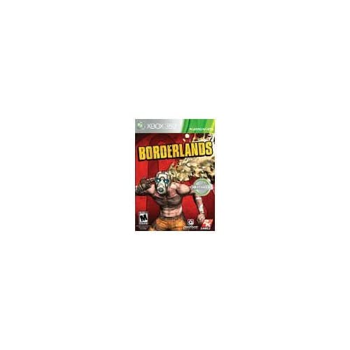 Borderlands 1 For Xbox 360 Shooter