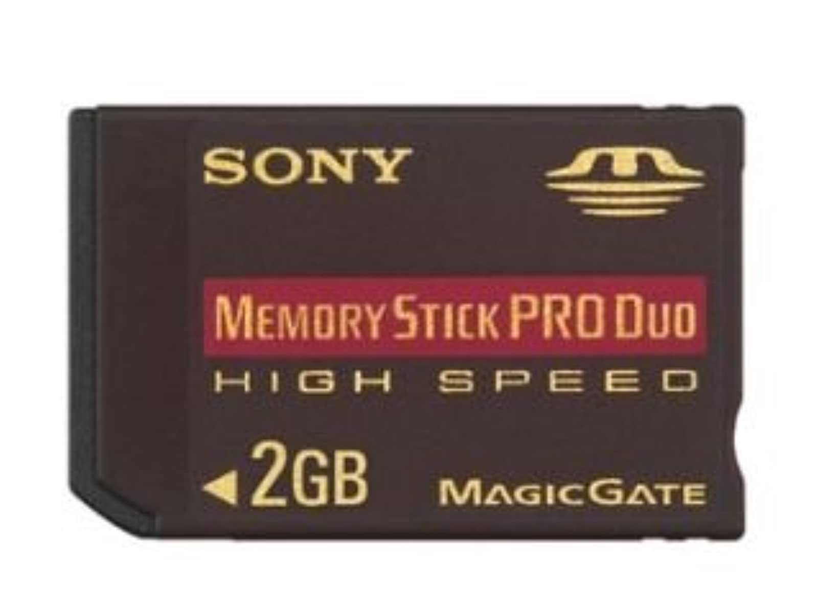 2GB Pro Duo High Speed Memory Stick PSP