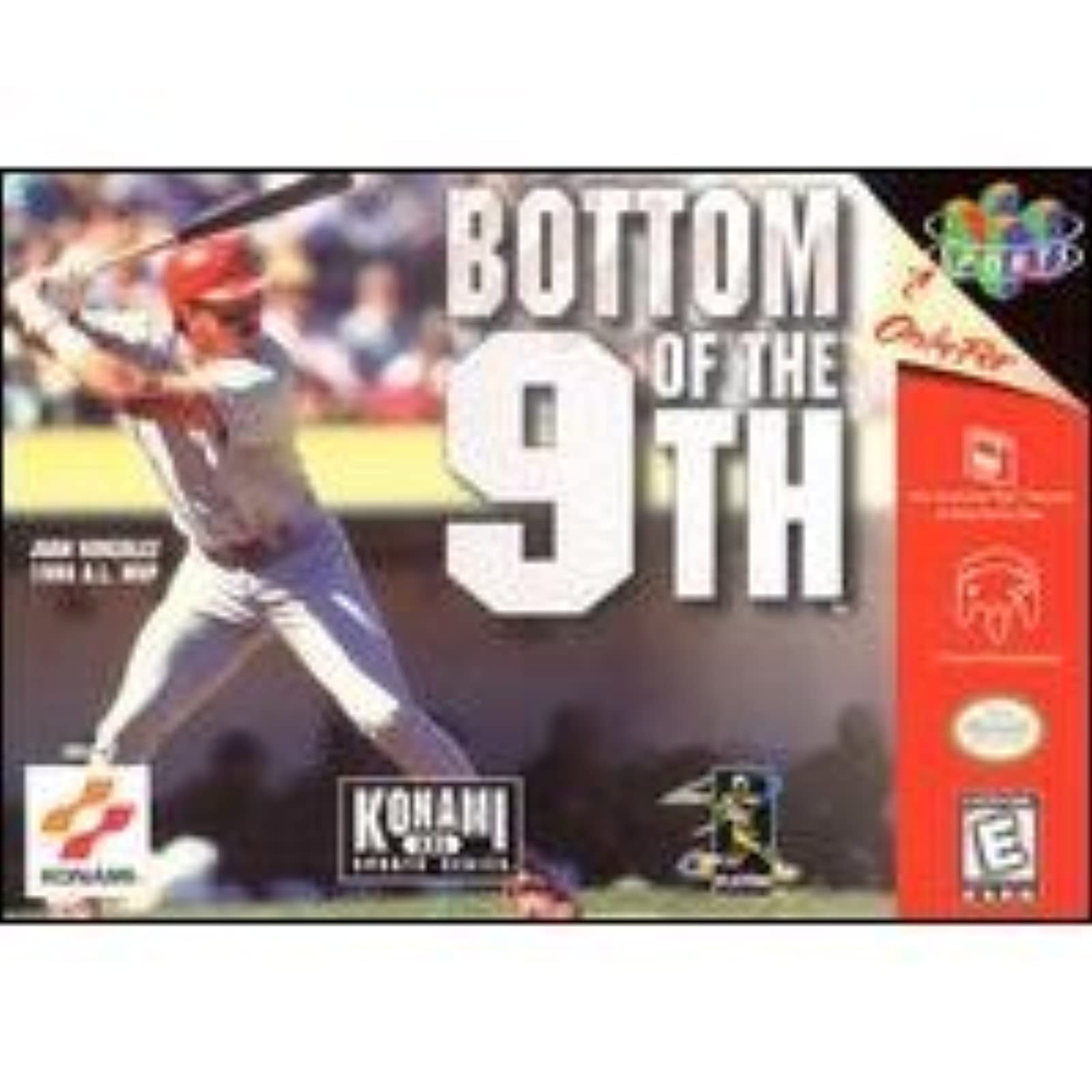 Bottom Of The 9th Nintendo 64 For N64
