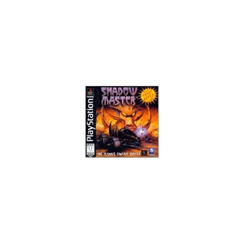 Shadow Master For PlayStation 1 PS1