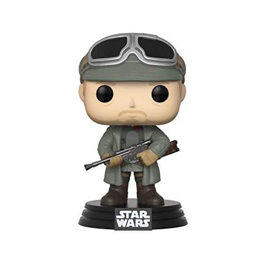 Funko Pop! Star Wars: Solo Tobias Beckett Toy Figurine