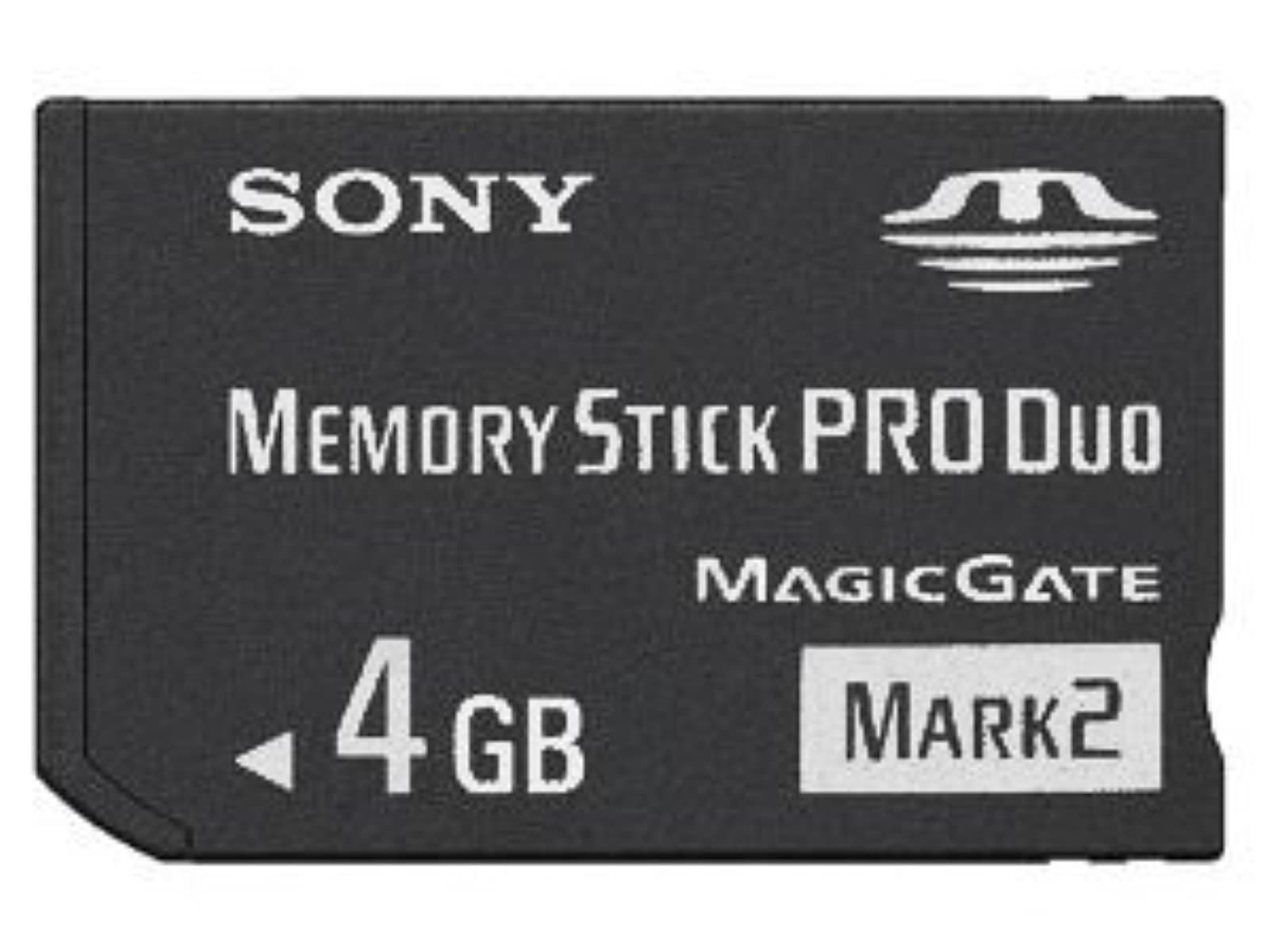 4 GB Sony Pro Duo Mark 2 Memory Stick For PSP