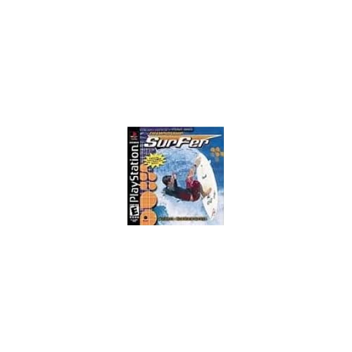 Championship Surfer For PlayStation 1 PS1