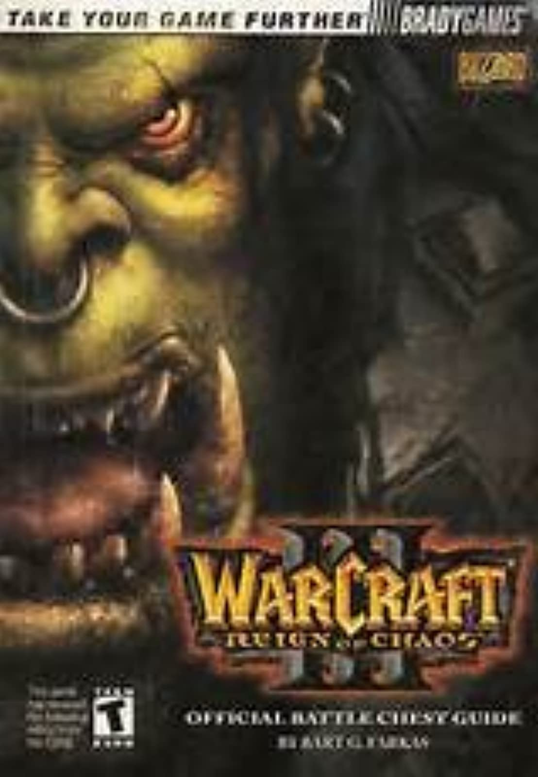 Warcraft III: Reign Of Chaos Official Battle Chest Guide Strategy Guide