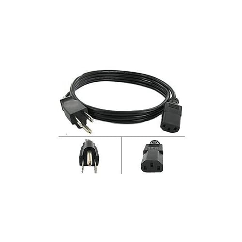 AC Power Cord For Original Fat PS3 Wall Plug For PlayStation 3