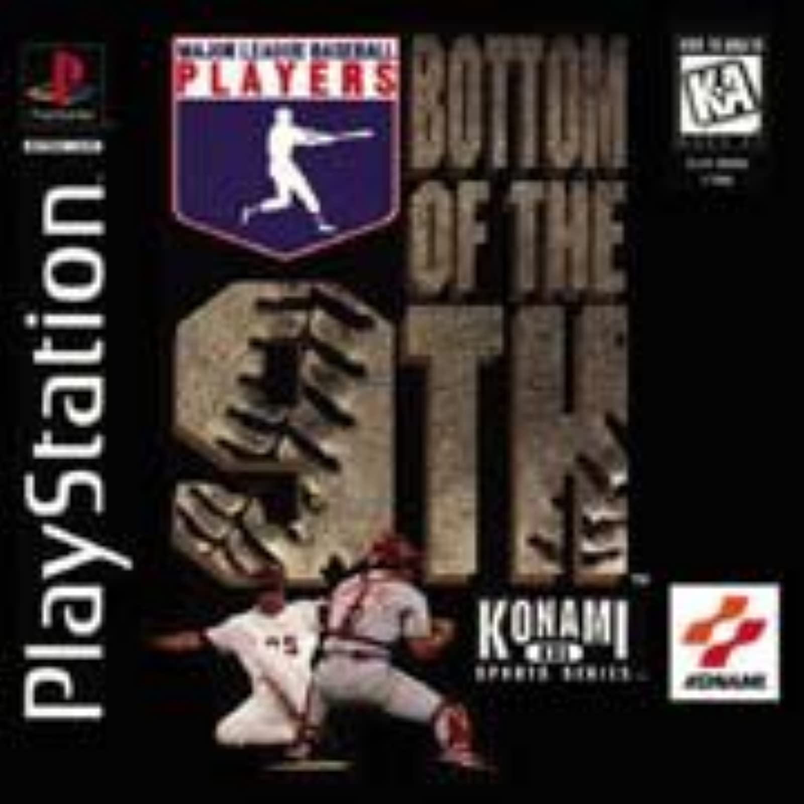 Bottom Of The 9th For PlayStation 1
