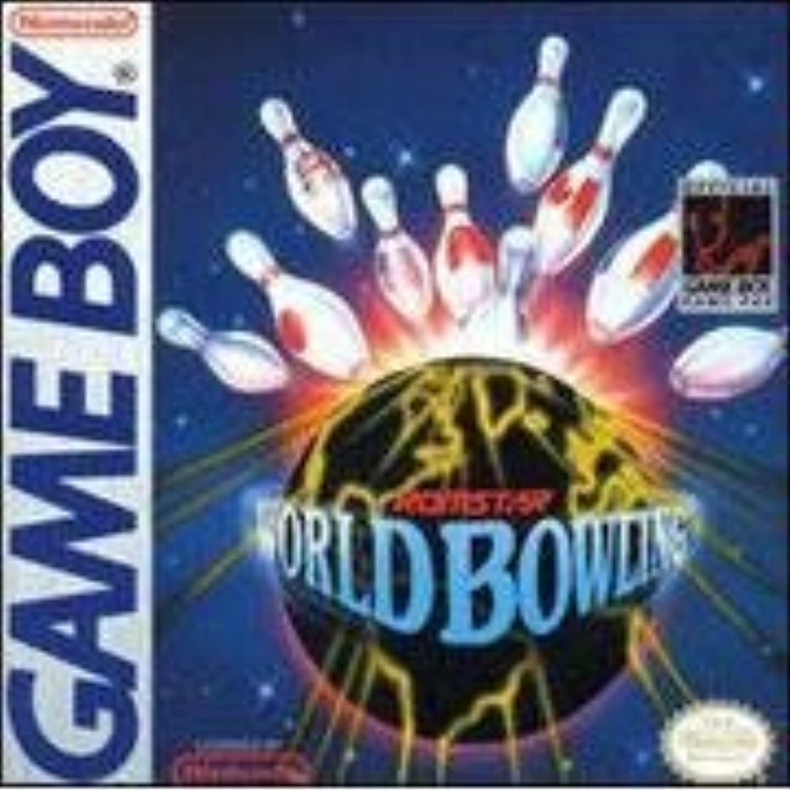 World Bowling On Gameboy