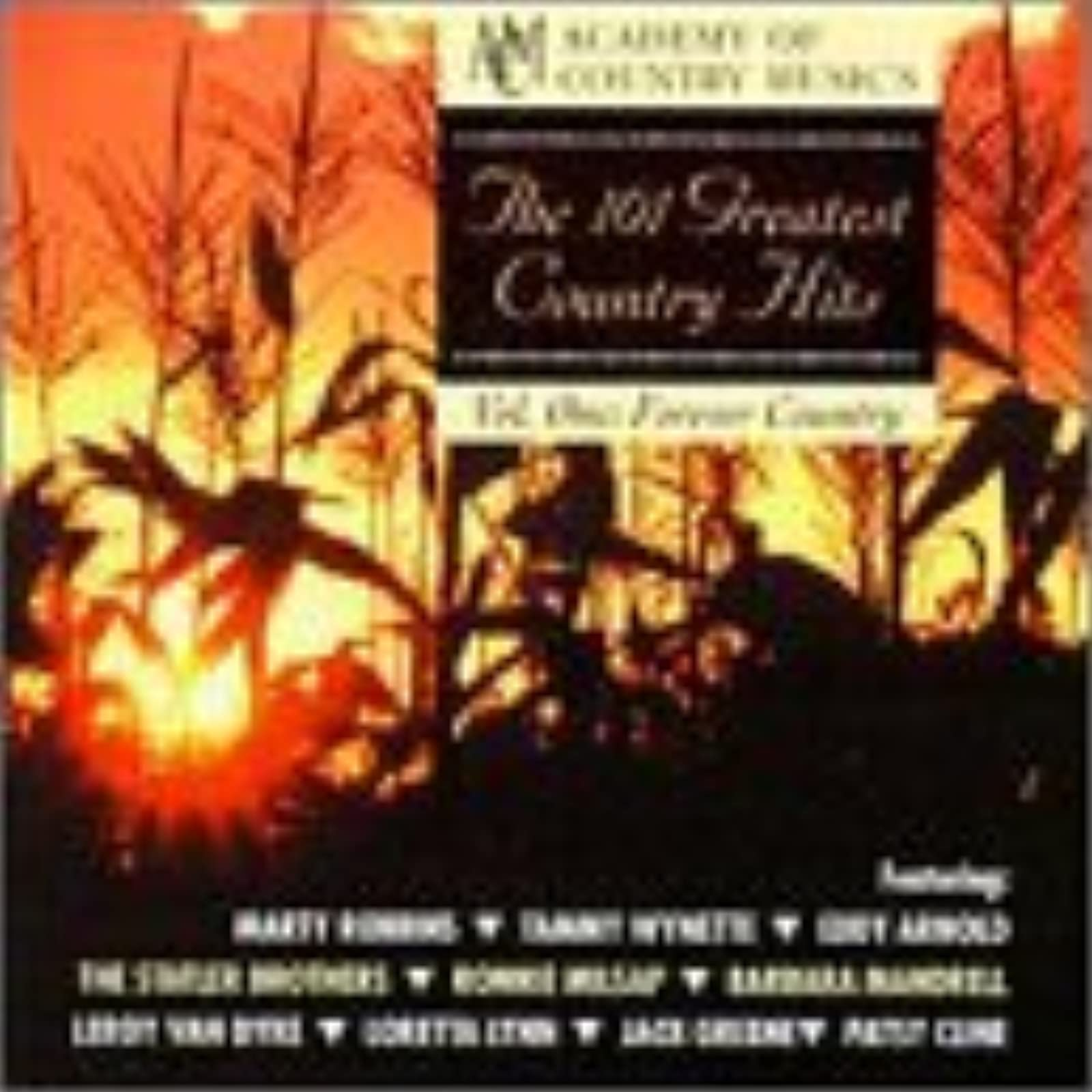 101 Greatest Country Hits Vol 1: Forever Country On Audio CD Album 199