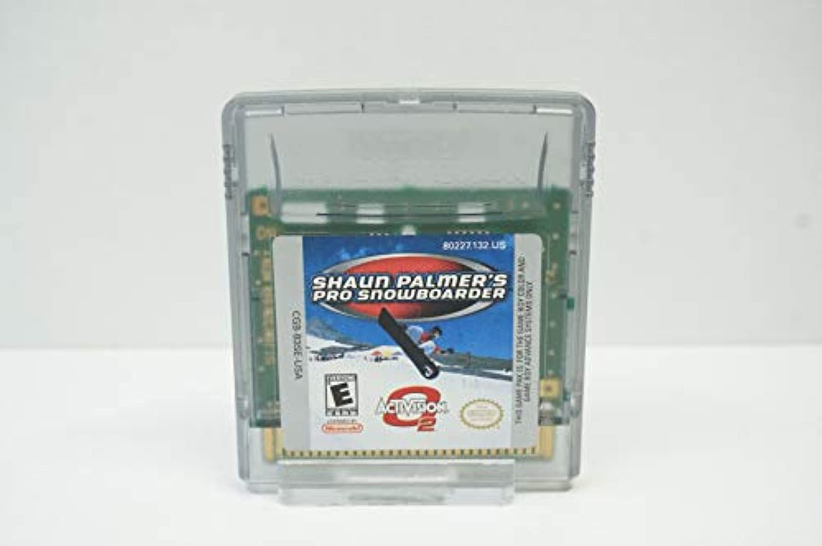 Shaun Palmer's Pro Snowboarder On Gameboy Color