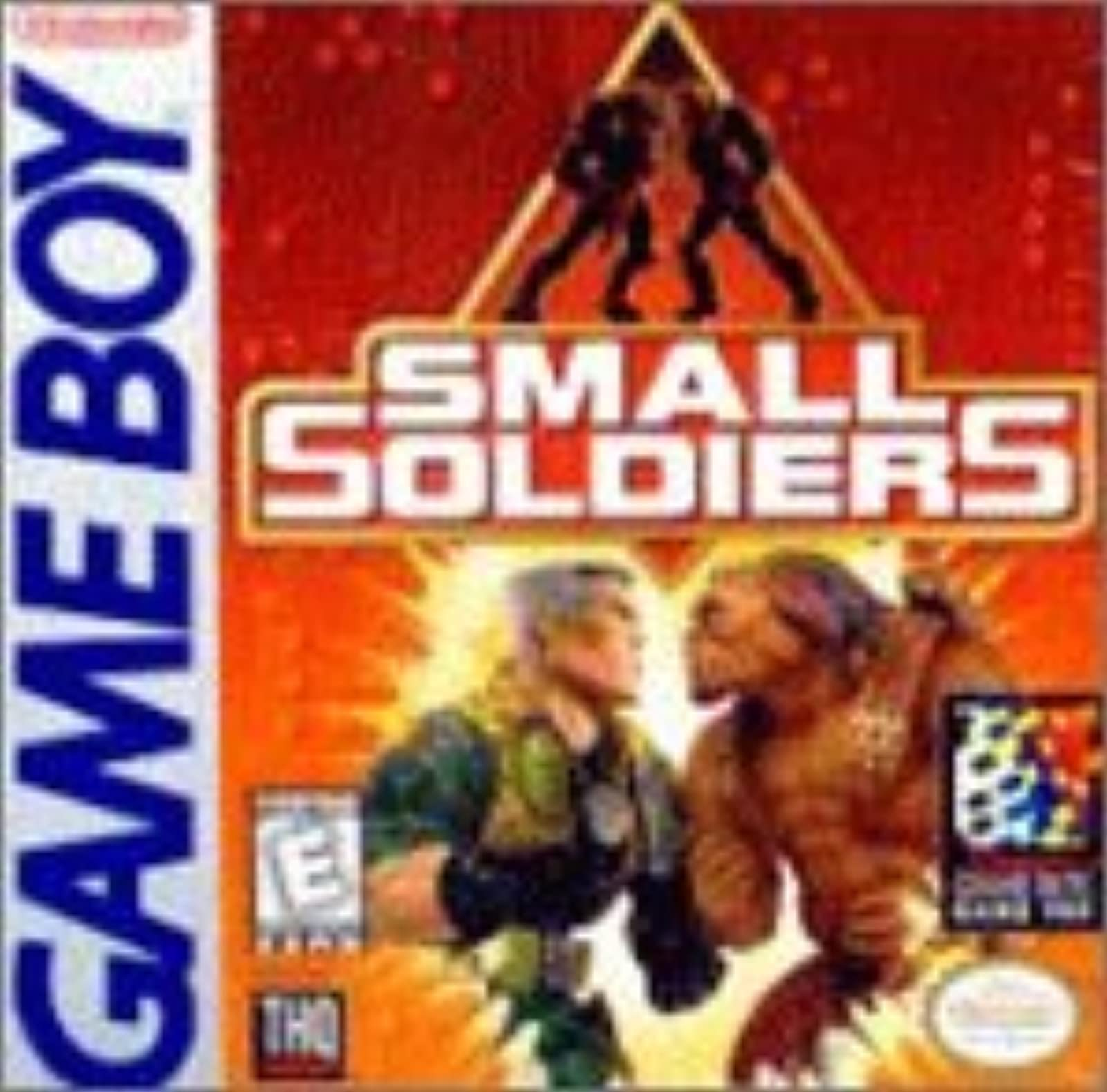Small Soldiers On Gameboy