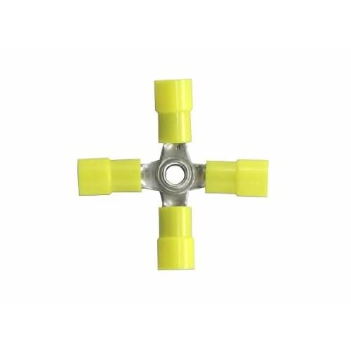 Jt&t Products 2265H 22-18 Awg Vinyl Insulated 4-WAY Connector
