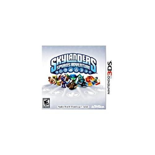 Skylanders Spyro's Adventure Nintendo For 3DS