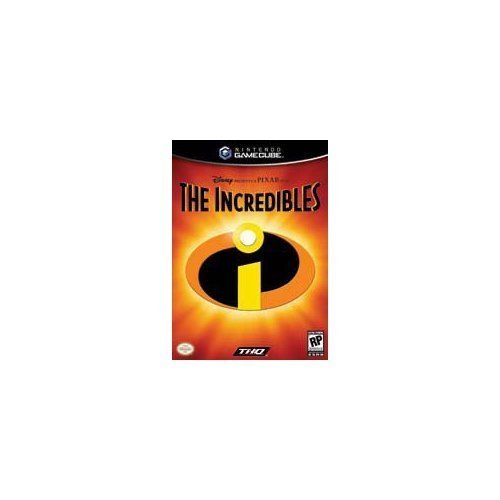Image 0 of The Incredibles For GameCube Disney