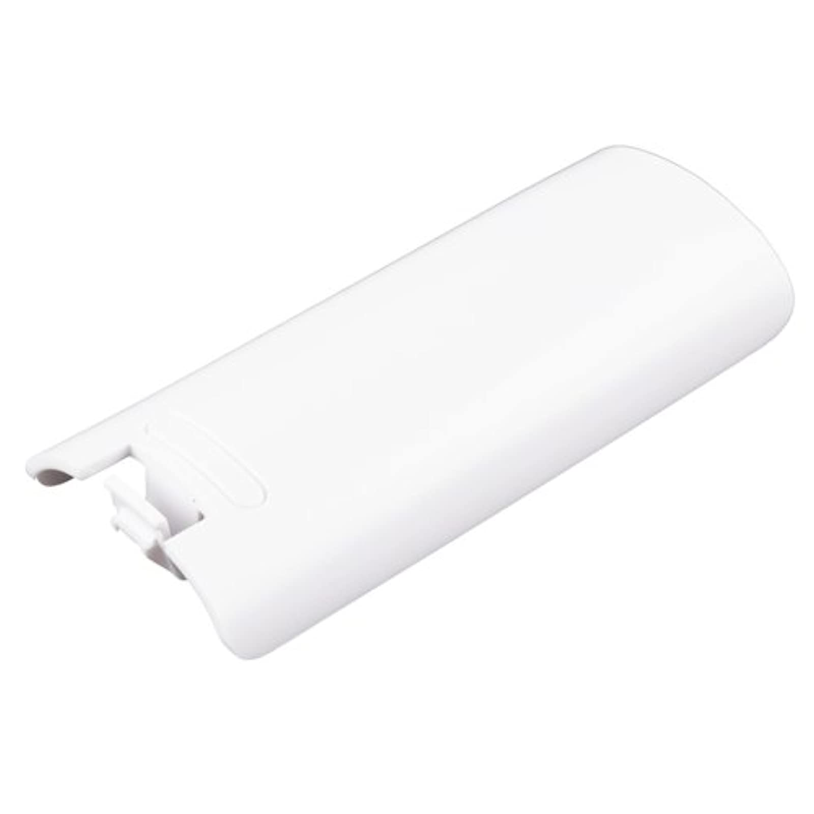 Nintendo Wii Mote Remote Battery Pack Cover White