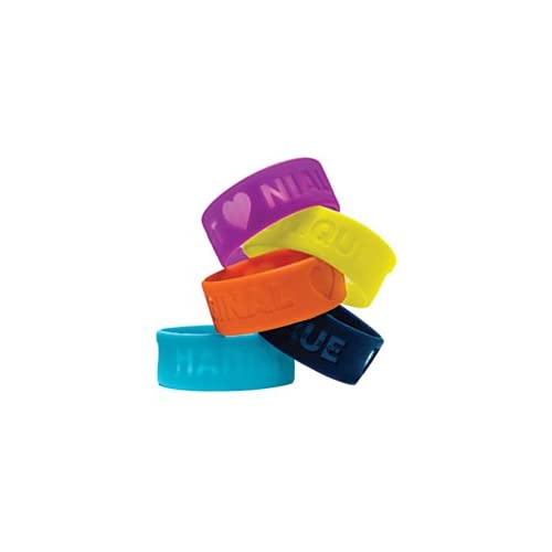 Image 0 of One Direction Limited Edition 1D Od Together Silicone Wristbands Liam