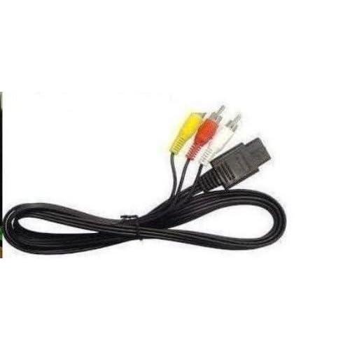 AV Audio Video Cable Cord For SNES Super Nintendo