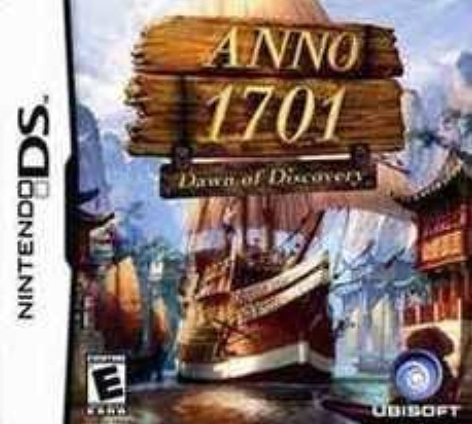 Anno 1701: Dawn Of Discovery For Nintendo DS DSi 3DS 2DS
