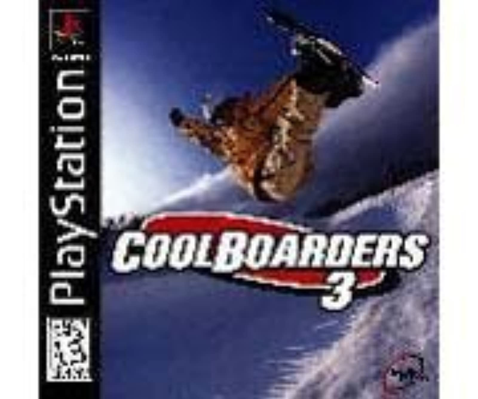 Cool Boarders 3 For PlayStation 1 PS1
