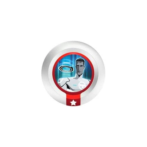 Disney Infinity Series 2 Power Disc Tron User Control 5 Of 20
