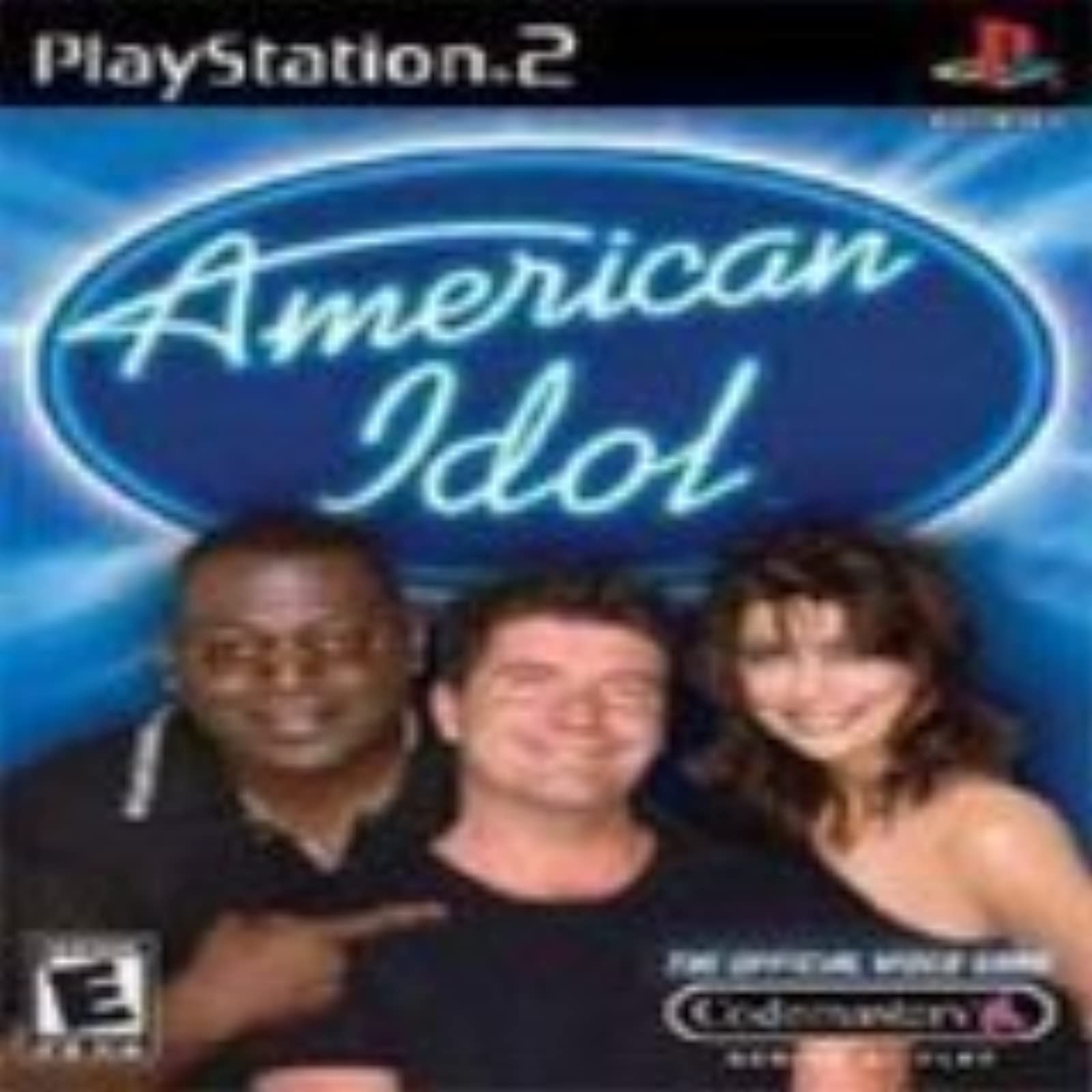American Idol For PlayStation 2 PS2 RPG